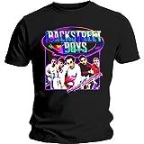 Backstreet Boys 'Larger Than Life' (Noir) T-Shirt