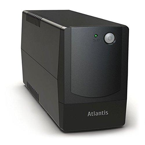 Atlantis OnePower 841+ Gruppo di Continuità UPS, 550 Watt
