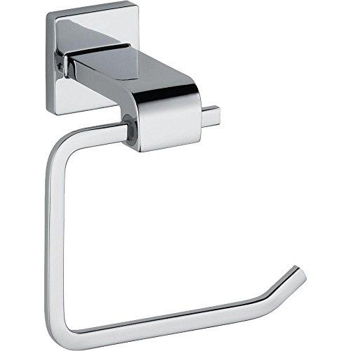 Delta 77550Ara Single Post Toilettenpapierhalter, Chrom - Delta Badezimmer Handtuchring Für