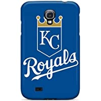 Excellent Hard Phone Covers For Samsung Galaxy S4 (WSo28412ASCs) Support Personal Customs Fashion Baseball Kansas City Royals Series