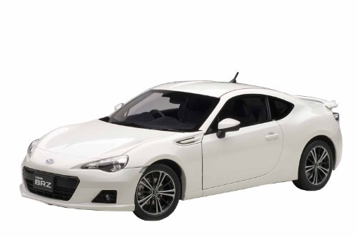 AUTOart- Miniature Voiture de Collection, 78693, Blanc
