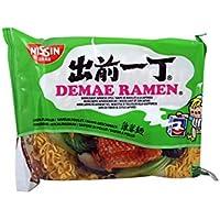 Nissin Demae Ramen japonés sopa de fideos, pollo Sabor - 100g