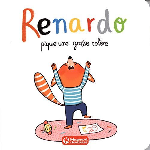 Renardo pique une grosse colere