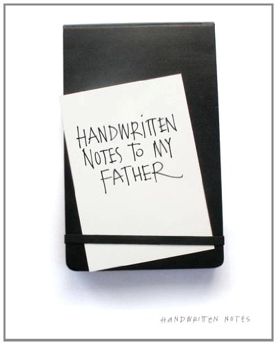 Handwritten Notes to My Father por Hardie Grant