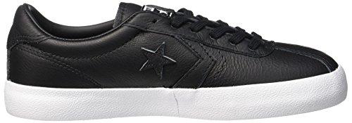 Converse Breakpoint Ox Black/Black/White, Sneaker Basse Unisex - Adulto Nero/Bianco