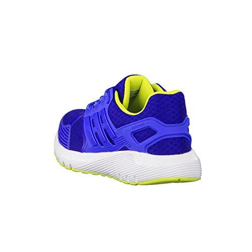 adidas Kinder Laufschuhe Duramo 8 K Mystery Ink F17/Blue/Semi Solar Yellow