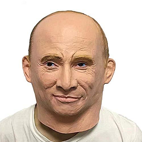 Pleasure-joy Russische Präsident Wladimir Putin Maske aus Latex -
