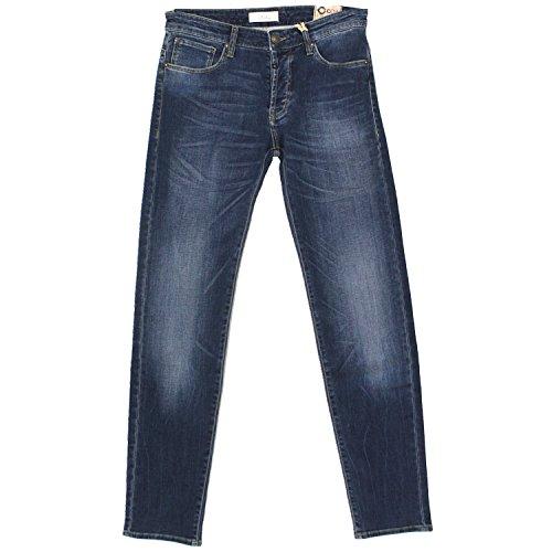 COJ Cip of Joe Denim George, Herren Jeans Hose, Sweat Jog Denim, mdark marble blue, W 34 L 34 [17745] - Joes Jeans Hose