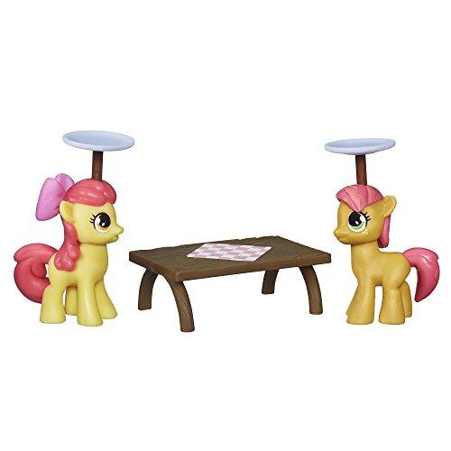 My little Pony Freundschaft ist Magic Collection Apple Bloom und Sweetie Babs Figur Pack