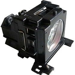 codalux Ersatzlampe für DUKANE 456-8755D mit Gehäuse