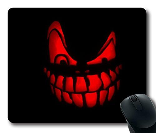 y Halloween Langlebig Office Zubehör Desktop Laptop Mousepad und Geschenke Gaming Maus Pads (Halloween-office-spiele)