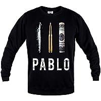 Rule Out Sudadera PABLO escobar. narcos. El PatrOn Del Mal. crewneck. Mafia