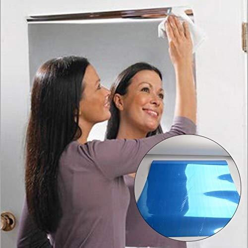 FuYouTa Espejo Autoadhesivo Espejos de Pared Adhesivo Espejo Autoadhesivo Adhesivos de Pared...