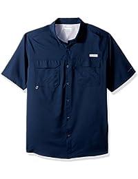 Columbia Blood   Guts III - Camiseta de Manga Corta para Hombre ac274a337e3