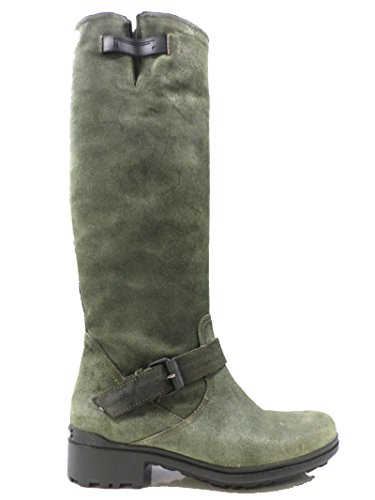 pirelli-boots-woman-suede-36-eu-light-green