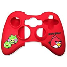 Angry Birds Gamerpad- Controller Skin Wrap - Red (Xbox 360) [Importación inglesa]