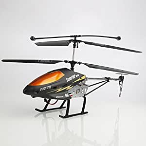 Hélicoptère RC - Sitong 6805-035 3.5 canaux Gyroscope Helicopter Remote Control avec chargeur noir