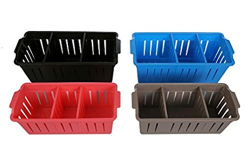 small plastic Basket set of 4 from Aristo