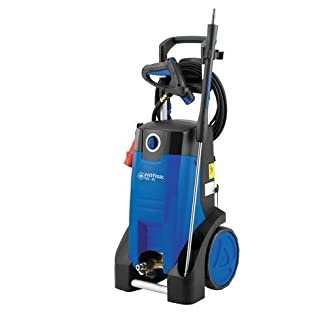 Kew Nilfisk Alto 107146373 MC 3C Compact Pressure Washer with Foam Sprayer, 230 V, Blue