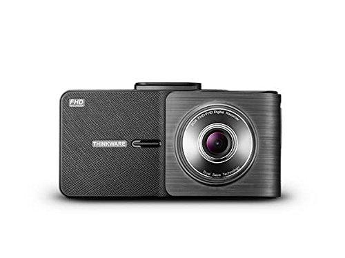 THINKWARE X55016GB Full HD 1080p Dashcam con 2.7LCD, Super visión nocturna, lapso de tiempo, GPS integrado, con doble Save®, velocidad cámara sistema de alerta y A7procesador Ambarella