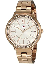 Tommy Hilfiger Analog White Dial Women's Watch - TH1781861