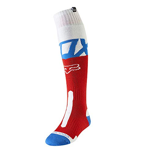 Fox Socks Coolmax Thick Kila Blue/Red M