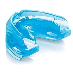 Zahnschutz Double Braces blau Erwachsene