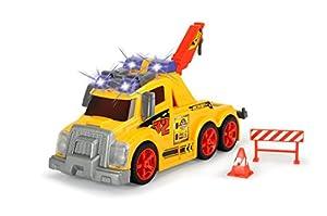 Dickie Toys 203308359 vehículo de Juguete - Vehículos de Juguete (Azul, Gris, Rojo, Amarillo, Interior / Exterior, 3 año(s), 6 año(s), Niño, 5 Pieza(s))