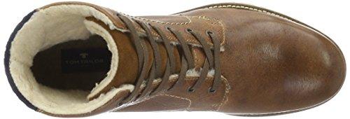 Tom Tailor 1684801, Bottes Classiques Homme Marron (Camel)