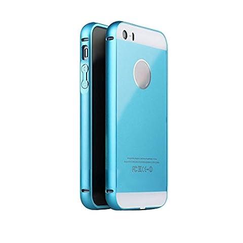 Coque Iphone 4s Eleven Paris - Coque Iphone 5, Koly Aluminium De Luxe