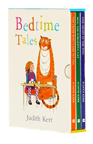 Bedtime Tales: One Night In The Zoo / Mog The Forgetful Cat / The Tiger Who Came To Tea