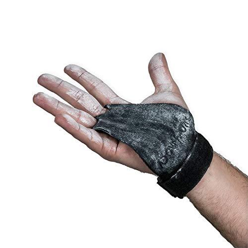 ADONISSPORTS® Premium Pull Up Grips   Fitness Handschuhe, Trainigshandschuhe für Damen und Herren für Crossfit, Freeletics, Turnen, Calisthenics, Gymnastik, Gewichtheben   Wodies, Hand Grips