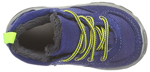 Ricosta Jungen Lenz High-Top Blau (tinte/kobalt 158)
