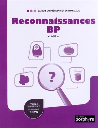 Reconnaissances BP