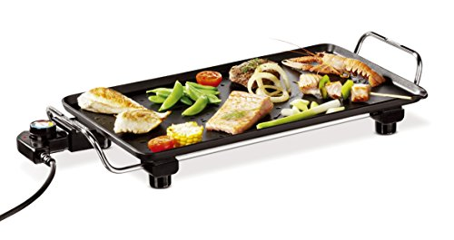 Princess Apto 2000W 26X46Cm Termostato Plancha Cocina 102300 Table Cheff