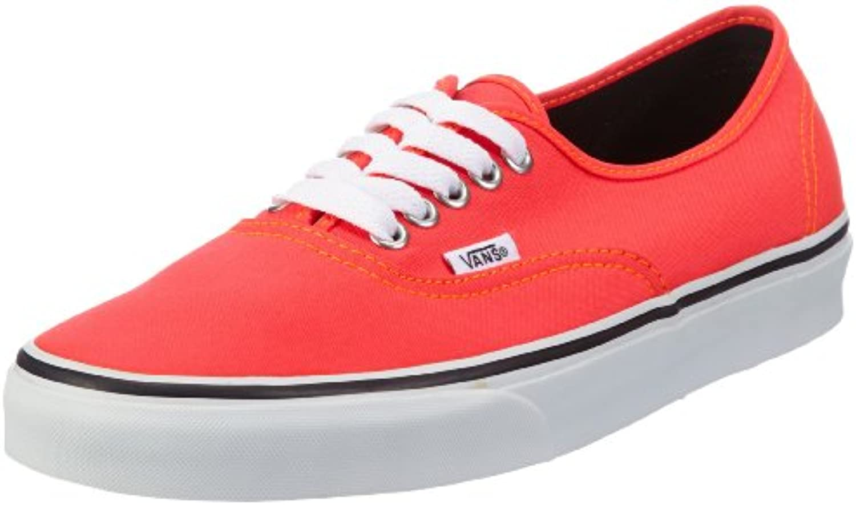 Vans U U U AUTHENTIC (NEON) rosso ORAN, scarpe da ginnastica unisex adulto | A Prezzi Convenienti  | Uomo/Donna Scarpa  b95277