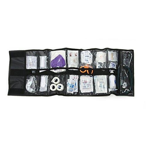 BLACKHAWK - Emergency Medic Supply Roll - Noir - Sac Médical - Cordura & nylon - 94 x 35 cm
