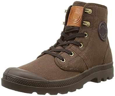 Palladium Pallab Rnl H, Chaussures hautes homme, Marron (A25/Coffee), 41 EU