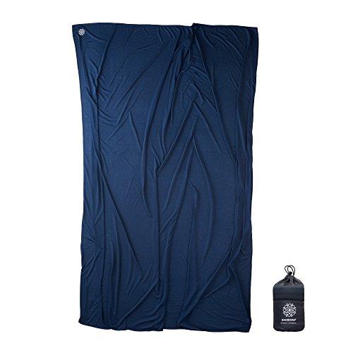 Bahidora Coolmax Reisedecke. 200x150cm. Ultraleichte Decke - ideal für Reisen. Geringes Packmaß,...