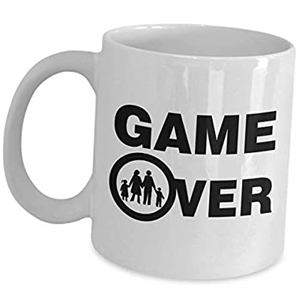Gifts for Video Game Designer - Cute Game Over ...