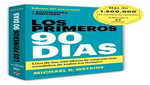 Los primeros 90 días (Colección Reverte Managment. Harvard Business Review) por M. WATKINS