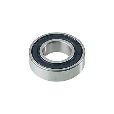 UBC Bearing 61804 2RS Rillenkugellager radial Bohrungs-Ø 20 mm Außen-Durchmesser 32 mm Drehzahl (max.) 13000 U/min