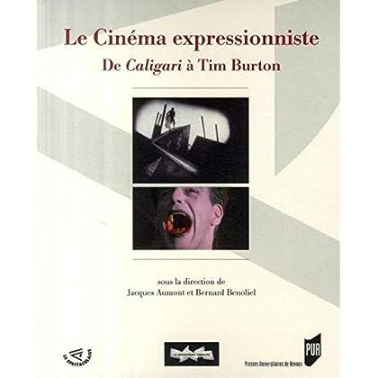 Le cinéma expressionniste : De Caligari à Tim Burton