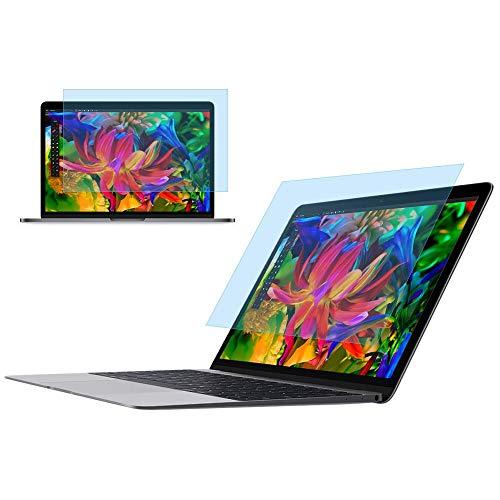 Womdee 2PCS Laptop Displayschutzfolie Sichtschutzfilter Anti Blaulicht Für 14inch Breitbild Laptop Notebook Mit Filter, Blaues Licht Entlastet Die Müdigkeit (14-zoll-laptop Displayschutzfolie)