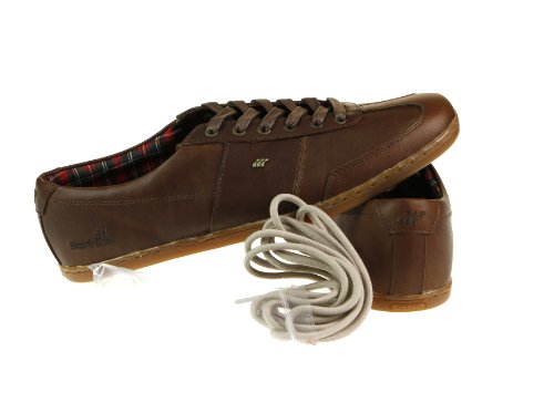 Boxfresh, Sneaker uomo Marrone (Dk.Braun Lyptus)