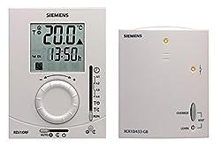 Siemens Rdj10rf Digital Room Thermostat