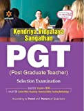 KVS (Kendruya Vidyalaya Sangathan) PGT (Post Graduate Teacher) Selection Examination