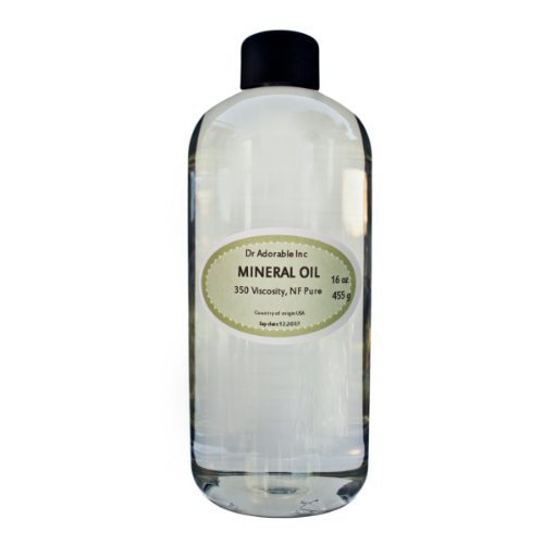Mineral OIL 350 Viscosity Nf 16 Oz / 1 Pint