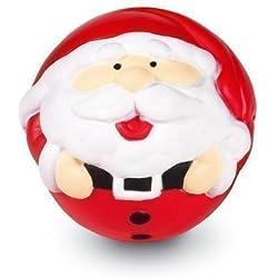 Bola Antiestrés Papá Noel Novedad - Regalo de Navidad