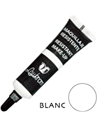 Maquillage crème bodypainting professionnel, BLANC